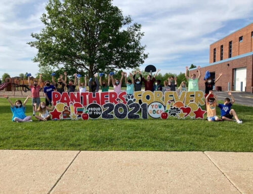 Back To School Celebrations with Welcome Back Yard Signs