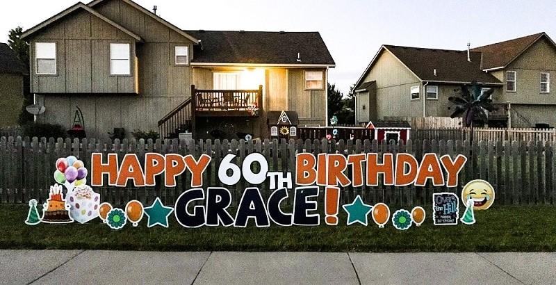 johnson county birthday yard signs