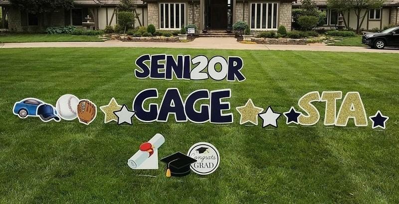 johnson county ks graduation yard signs