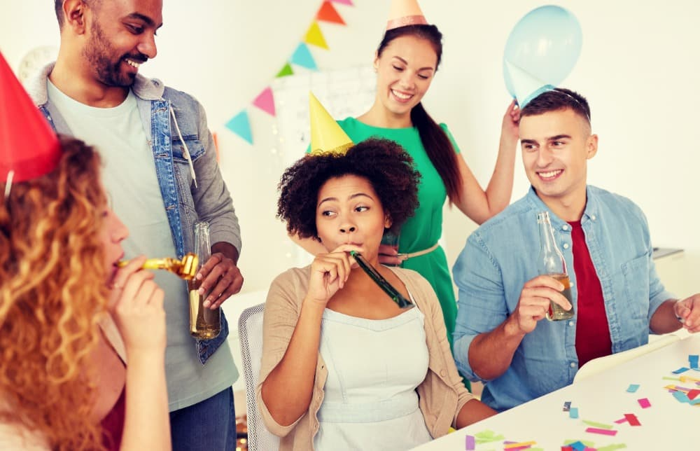 hosting a virtual birthday party ideas
